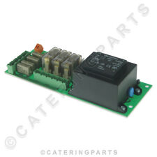 BEER 3306103 PCB PRINTED CONTROL BOARD CULINARIO 2000 SALAMANDER GRILL PSU REV3