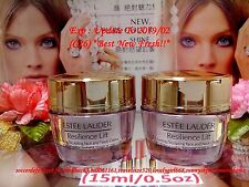 """ESTEE LAUDER Resilience Lift Firming/Sculpting Creme◆(Total:30ml)◆"""" FREE POST """""""