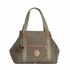 Kipling Art M Medium Travel Tote 58 Cm 26 Liters Beige True Beige C