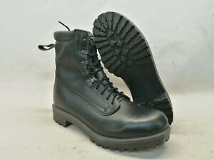 British Army Gore-Tex Leather Combat Boots MOD Parade Cadets Workplace Surplus