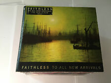 Faithless To All New Arrivals: Limited CD 886970276122