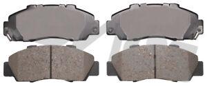Disc Brake Pad Set-Sedan Front ADVICS AD0503