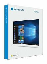 Microsoft Windows 10 Famille licencia-Flash - 32/64-bit USB italiano