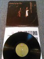 THE SALLYANGIE (MIKE & SALLY OLDFIELD) - CHILDREN OF THE SUN LP RARE ORIGINAL US