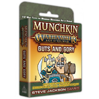 Munchkin Warhammer Age of Sigmar: Guts and Gory - EN