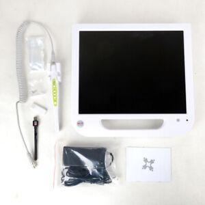 High-Definition Digital LCD AIO Monitor+Dental Intra oral Camera 17 Inch EU/US