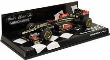 1:43 Minichamps Lotus Renault E21 - Kimi Raikkonen - Winner Australia 2013 - New