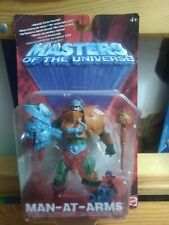 Mattel Masters of the Universe He-Man Timbrino Serie 1 MAN-AT-ARMS 7 cm MOC,1985