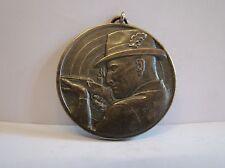 Alte Schützen Medaille Schützen Verein Buer 1934 Gelsenkirchen