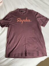 Rapha Logo Collection Chain Stitched Tshirt Large