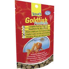 Tetra Goldfish bolas de comida para peces de agua fría divertido 20g funballs Golosinas Snack