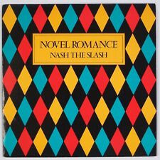 "NASH THE SLASH: Novel Romance DINDISC DIN 33 Experimental Synth 7"" 45 Residents"