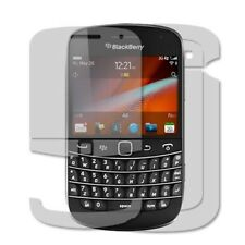 Skinomi Clear Full Body Phone Protector Film Cover for BlackBerry Bold 9900