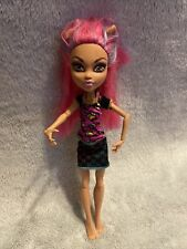 Monster High Creepateria Howleen Wolf Doll With Clothes, Accessories
