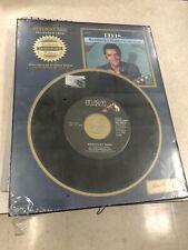 Elvis Presley Framed New Kentucky Rain 45 Record Sealed Limited Edition 1970