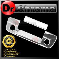 Dodge RAM TRUCK 1500+2500+3500 Chrome Tailgate Handle Cover w/ Camera+Keyhole