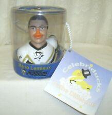 2003 Celebriducks Penguins Mario Lemieux Rubber Duck