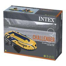 Intex 68370 Canotto Challenger 3 Set