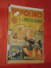 ALBO ORO N° 35-b-originale del 1946 -1°serie-DISNEY MONDADORI-topolino mostro