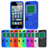Game Boy Silicone Case Gel Case Skin Retro Cover For iPhone 5 / 5s / SE