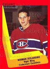1990-91 ProCards AHL IHL #69 Norman Desjardins