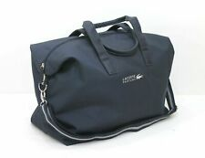 Lacoste L'homme Intense Weekend Bag NAVY BLUE HOLDALL / SPORT / GYM / TRAVEL NEW