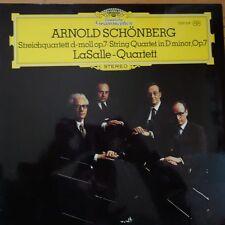 2530 329 Schonberg String Quartet in D Min / LaSalle Quartet