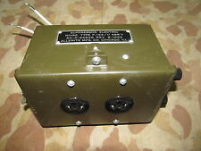 RADIO NOISE FILTER SUPPRESSOR ELECTRIC TYPE F-155 FOR VEHICULAR USE