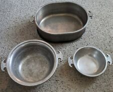 Set of 3 Guardian Service Cookware