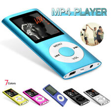 Mini Portable MP3 MP4 Player walman FM Radio LCD Screen Video Movie Headset
