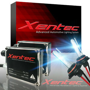 Xentec Xenon Light HID Conversion Kit 9145 H11 9007 for 1990-2017 Ford Mustang