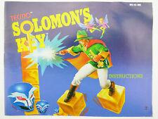Solomon's Key | Anleitung Handbuch Manual | Nintendo NES | NES-KE-NOE #2