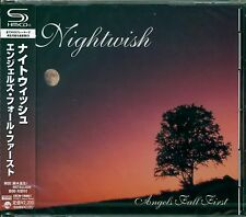 NIGHTWISH ANGELS FALL FIRST CD+4 - JAPAN RMST SHM - Tarja Turunen - GIFT PERFECT