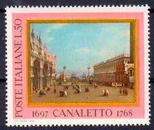 Italia 1281, posta freschi/**/Markus Piazza Venezia, quadri, Canaletto