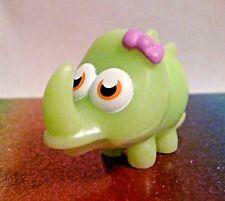 Moshi Monsters Halloween #40 DORIS Green Moshling Mini Figure Mint OOP