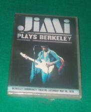 Jimi Hendrix dvd Jimi Plays Berkeley