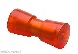 STOLTZ Kielrolle Trailerrolle Rolle 200mm breit 16mm Hülse RP 8 NEU