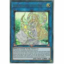 More details for duov-en014 selene, queen of the master magicians | 1st edition ultra rare yugioh
