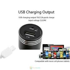 5 in 1 2.1A Handsfree Bluetooth Wireless Car Charger Kit Audio Player for HTC LG