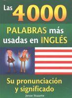 Las 4000 palabras mas usadas en ingles / The 4000 Most Used Words In English ...