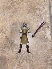 Star Wars Clone Wars Animated Jedi Quinlan Vos Boba Fett Mace Windu R4-P17 Cato