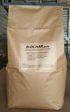 40 lb bag Biochar or Horticultural Charcoal to amend soil ships from California