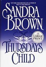 Thursday's Child (Random House Large Print)-ExLibrary