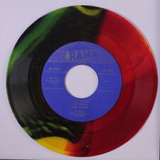 WRENS: C'est La Vie / Instro 45 (repro, multicolor wax) Vocal Groups