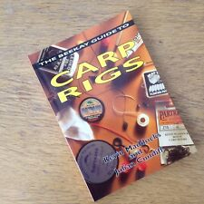 (NEW) The Beekay Guide To Carp Rigs Reprint 2005 Kevin Maddocks & Julian Cundiff
