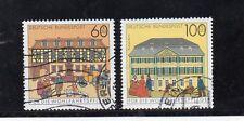 Alemania Federal Arquitectura valores del año 1991 (CP-999)