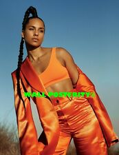 ALICIA KEYS POSTER 24 X 36 Inches Photo Print Wall Sexy Poster 2