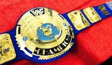 WWF BIG EAGLE Championship Brass Replica BELT IN 4MM Handcrafted / Zinc