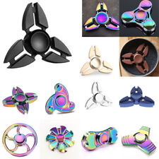 Hand Spinner Fidget Toy EDC ADHD Focus Ultra Durable High Speed Ceramic Bearing
