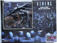 "ALIEN QUEEN (Blue) Neca DELUXE ALIENS CLASSIC 15 - 30"" LONG 2015 15"" Inch FIGURE"